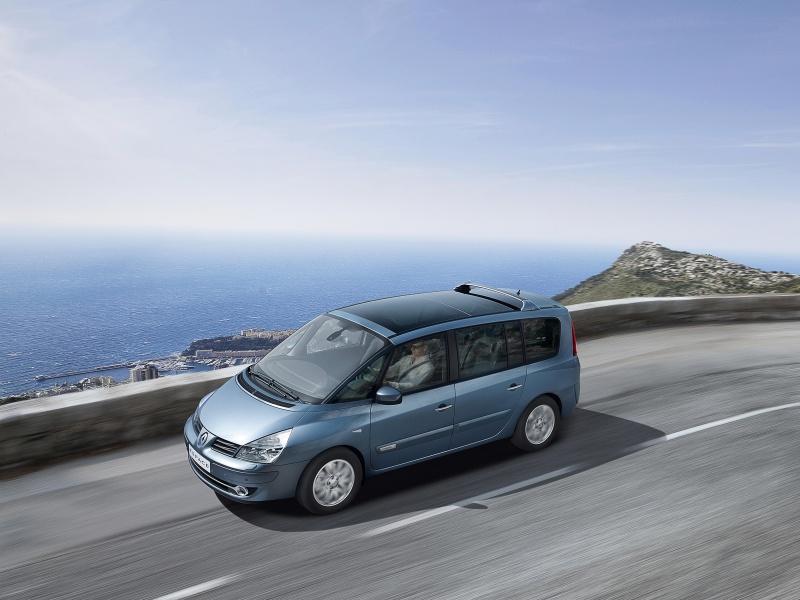 Renault Espace 2012. New Renault Espace 2010 2011-