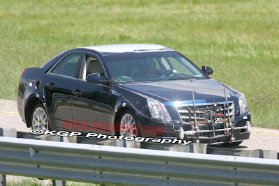 Cadillac ATS in 2012