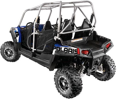 All+About+Atvs Polaris Ranger RZR 4 - the first four-sport ATVs