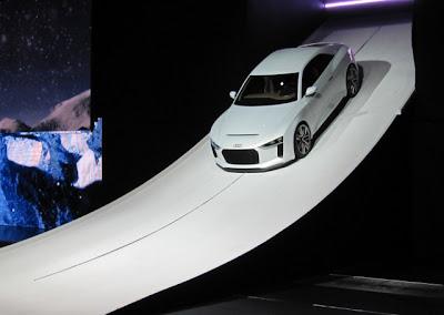 2011 Audi quattro concept: