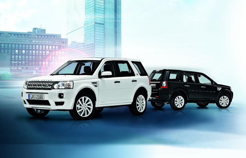 Land Rover Freelander as a special edition