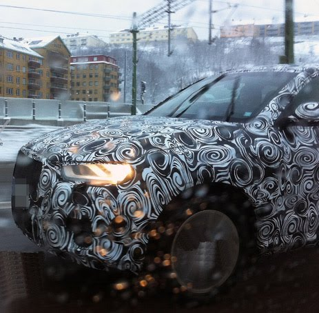 2011 Audi Q3 Began Testing  First Spy Pics