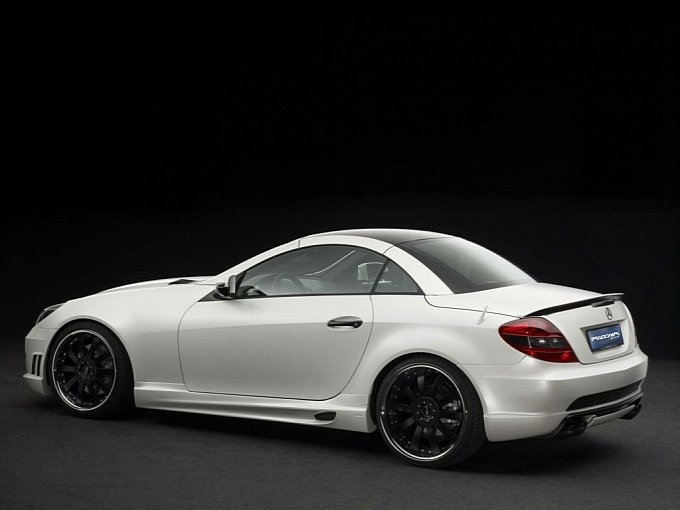 PIECHA Mercedes SLK RS Final Edition photos