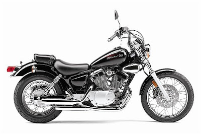 Presented by Yamaha V Star 250 2011