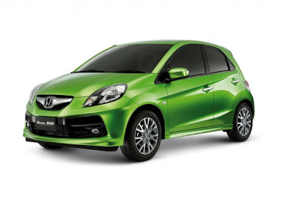 2011 Honda shows Brio in Thailand