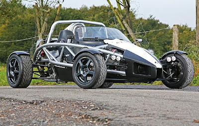 Ariel Atom is prepared by Wimmer RS
