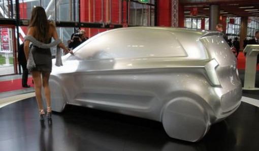 Future Kia Picanto 2011 2012