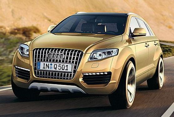 Audi Q7 2011 Price. Several models of the Audi