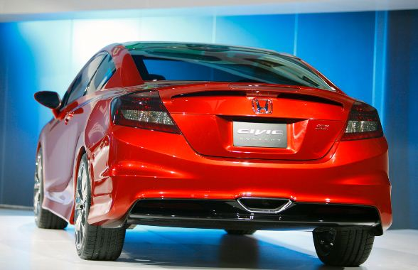 Honda Civic 2012 Detroit. 2012 honda civic coupe