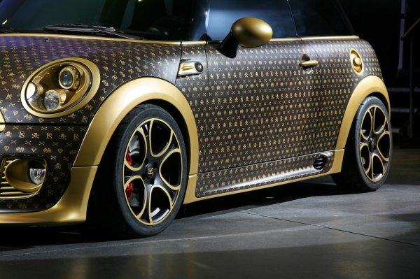 mini cooper s jcwcoverefx (252 hp) - garage car