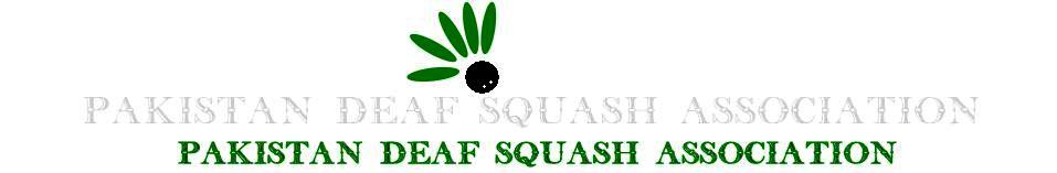 Pakistan Deaf Squash Associatioin