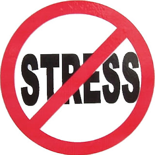 No Stress Sign