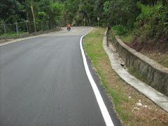 Road to Lower Busay