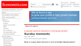 The Economist - 3 - Eureka moments