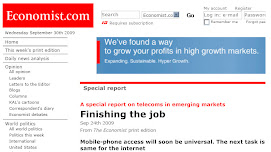 The Economist - 7 - Finishing the job