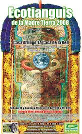Cartel del Ecotianguis 2008.