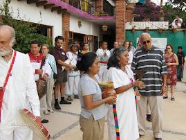 DIA DE LA TIERRA 2008 EN LA CASA DE LA RED