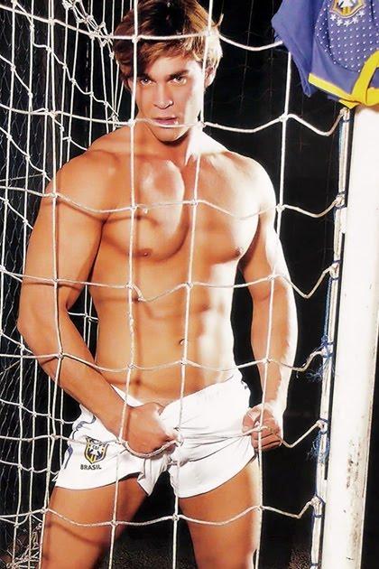 Futbolistas Desnudos G Magazine