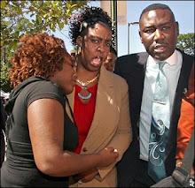 Gina Jones sobs as she learns verdict