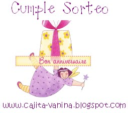 Cumplesorteo Vanina