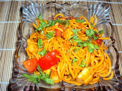Indian Mee Goreng Recipe - Prema's Culinary