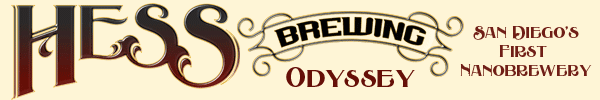 The Hess Brewing Odyssey