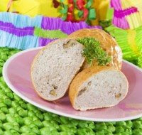 Resep Sun Flower Roll