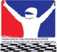 WEB OFICIAL DE LAS CARRERAS DE TERRACERIA 2014 INFORMA: