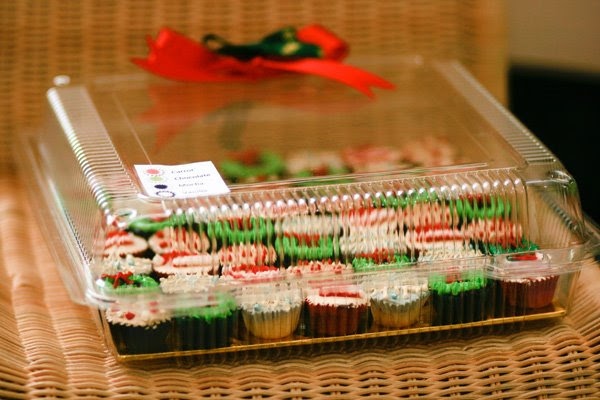 Christmas Cuppies