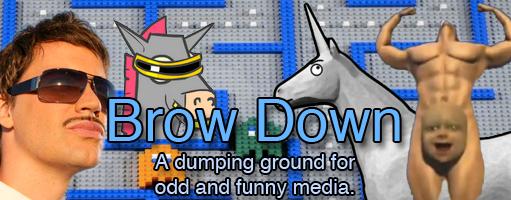 Brow Down