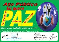 NA PRAÇA DO TOMBA - DIA 13 DE MARÇO