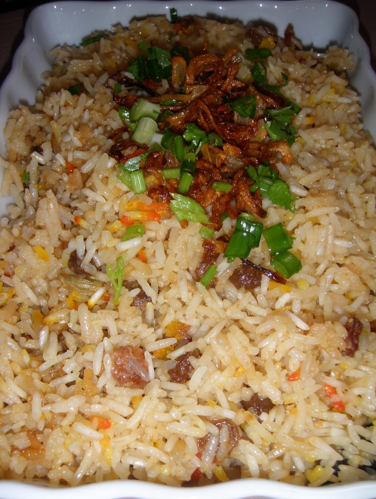 Resepi Nasi Beriani