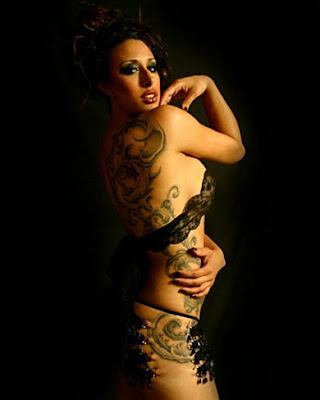 new tattoo arm sexy girls celebrity