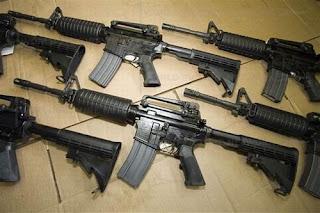 M16 (Colt M4 Carbine