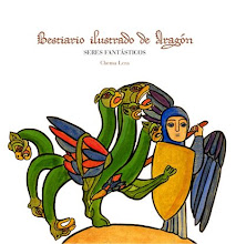 Bestiario Ilustrado de Aragn. Seres Fantsticos.