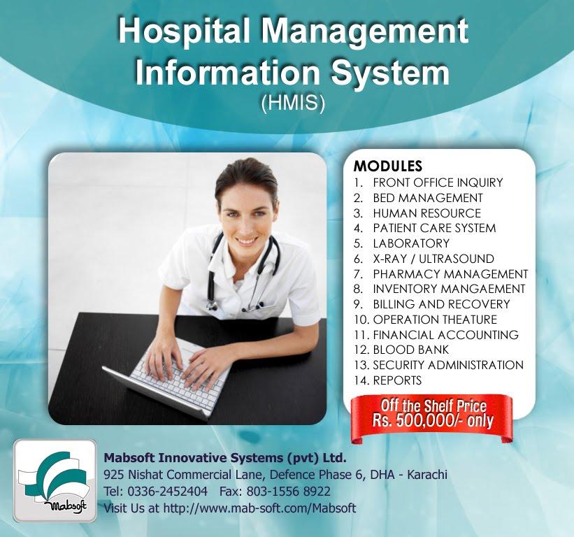 Kamran S Portfolio Hospital Management Amp Information
