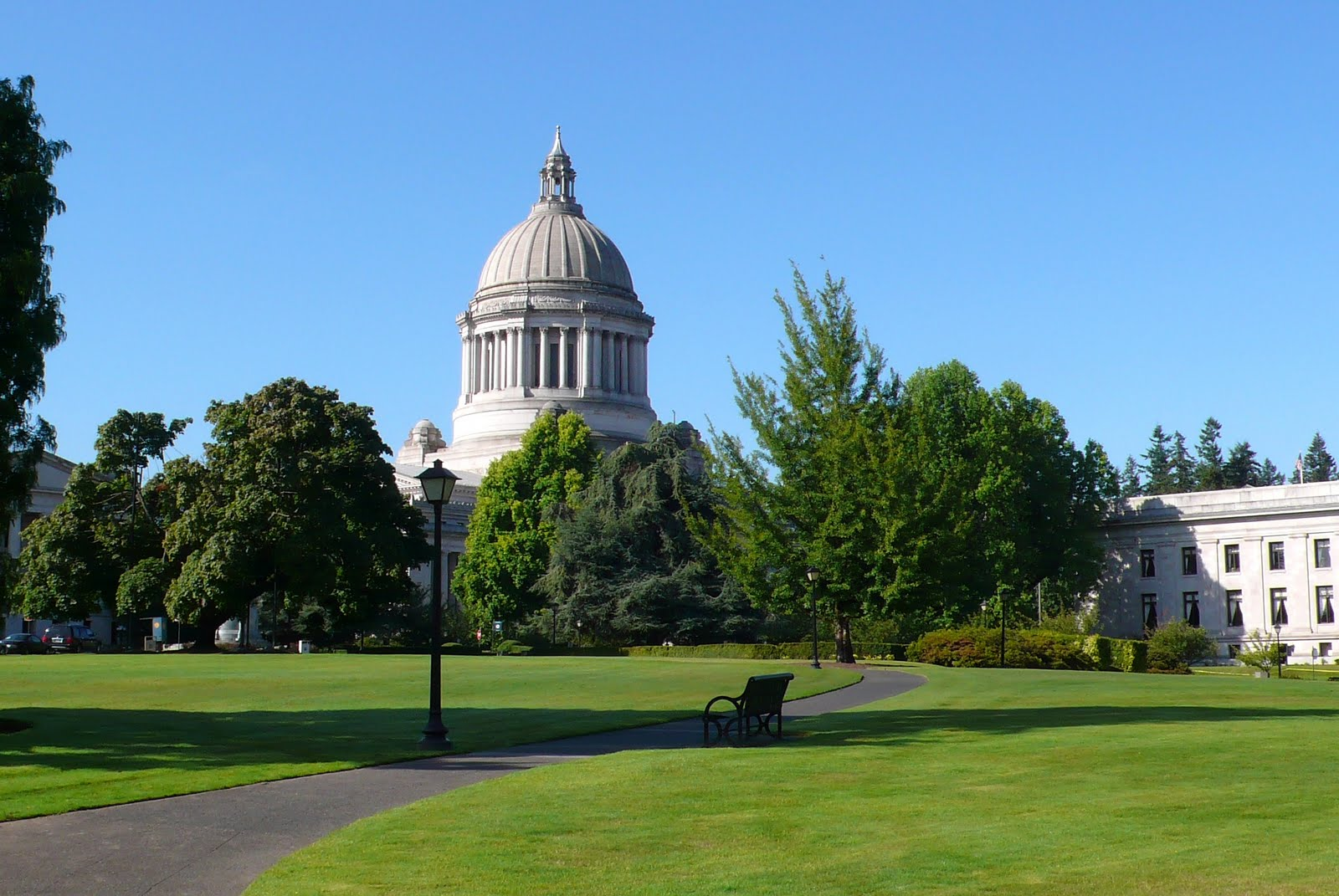 Capitol Building Tours Olympia Wa