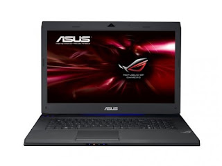 Asus G73JW-XA1 Gaming Picture