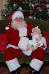 Gage & Santa 2009