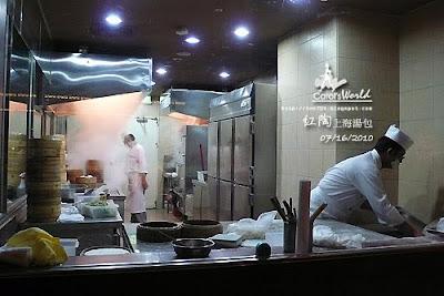 今天天氣晴。: 高雄‧紅陶上海湯包,令人驚艷的配角。