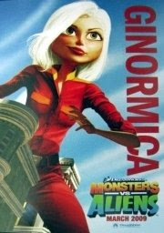 Ginormica - Monsters vs Aliens