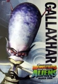 Gallaxhar - Monsters vs Aliens