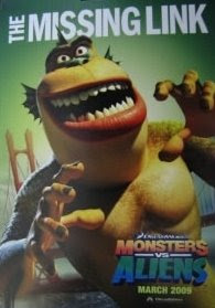 Missing Link - Monsters vs Aliens