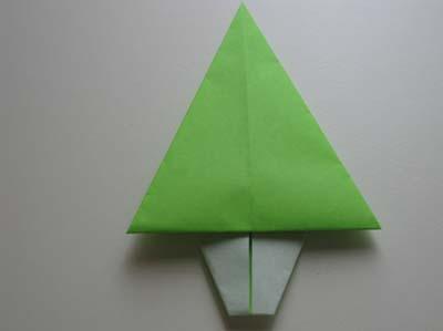 Origami Easy Origami Christmas Tree