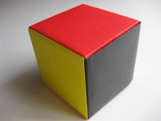 Origami Jackson Cube
