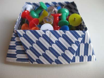 Origami origami desk organizer - Origami desk organizer ...