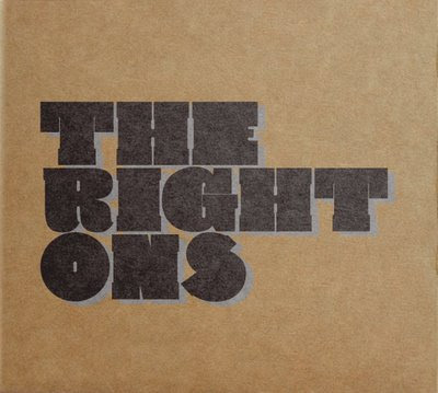 The Right Ons - 80.81