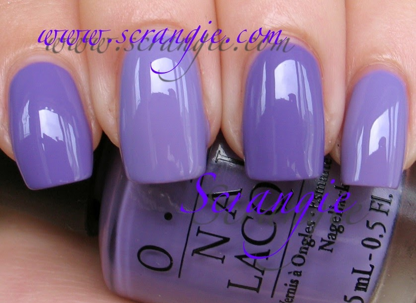 Scrangie: Comparisons with OPI Brights 2009 Bright Pair with Paige Denim