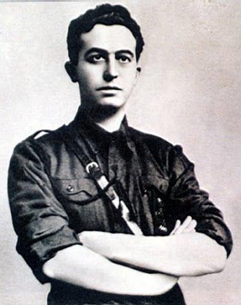 Onésimo Redondo (1905 - 1936)