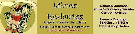 Libros Rodantes